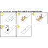 Мебельный шаблон ARVANT для разметки ручек РШ-224Профи инструкция 2