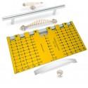 Мебельный шаблон для разметки ручек РШ-224