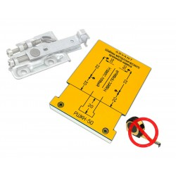 Мебельный шаблон РШКН-50 для разметки кухонного навеса